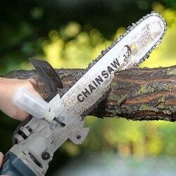 12 Cal elektryczny Chainsaw wspornik stojakowy zestaw narzędzia skrawające do obróbki drewna zestawy narzędzi ręcznych do 100/115 M10 szlifierka kątowa w Zestawy narzędzi ręcznych od Narzędzia na