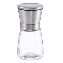Manual Salt Pepper Mill Grinder Seasoning Kitchen Accessories Tools Cookware Spice Gadget Shaker
