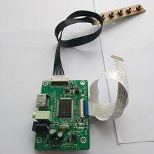 For LP140WF3 SPL1 LP140WF3 SPL2 1920X1080 Panel monitor HDMI LED LCD EDP mini Controller board diy