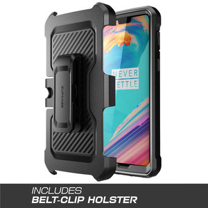 Image 4 - Case For OnePlus 6 SUPCASE UB Pro Full Body Rugged Holster Protective Cover with Built in Screen Protector For One Plus 6 Case
