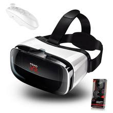 Virtual Reality Goggle 3D Glasses VR Original Box Glasses Headset Stereo Box For 4.5 Inch - 6.3 Inch Smart Phone High Quality(China)