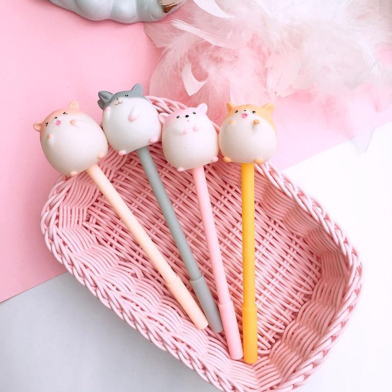 Kawaii Hamster Gel Pen 1