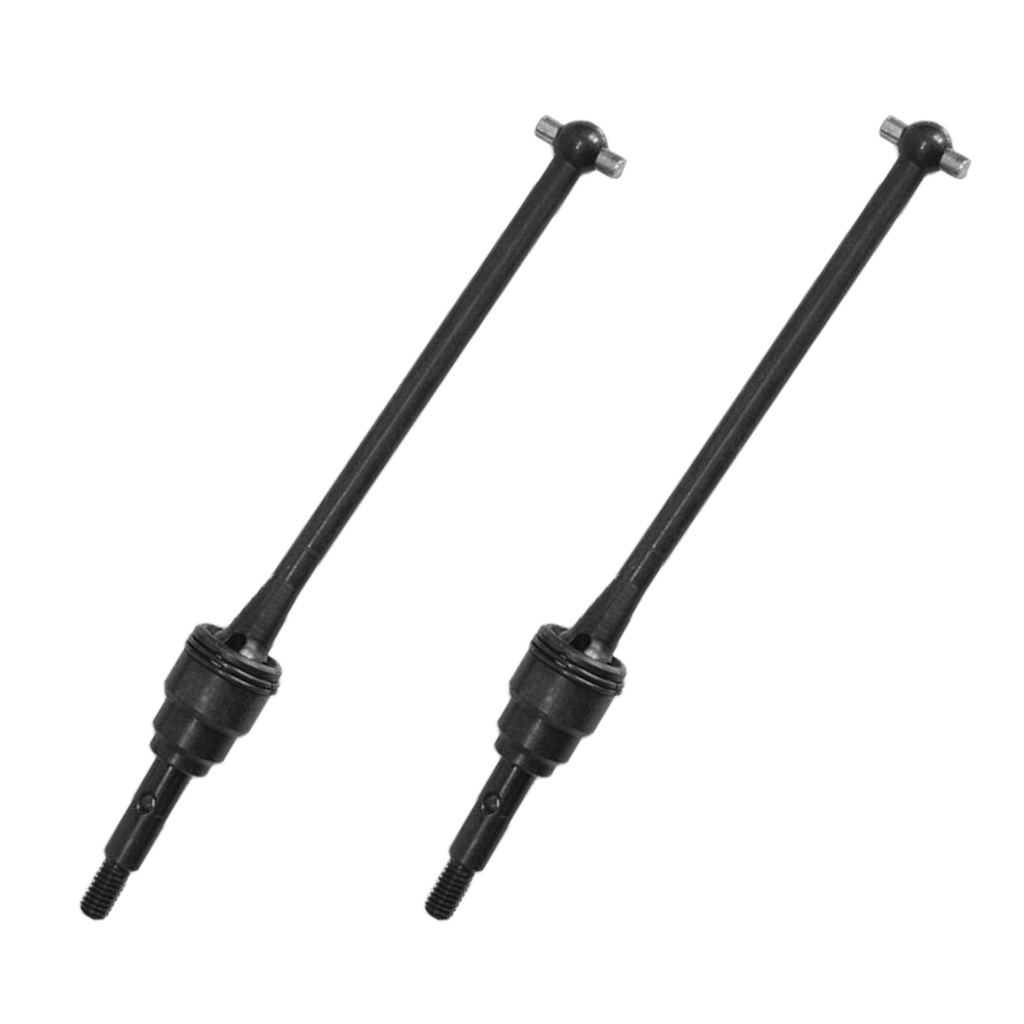 RC Parts Front Rear Drive Shaft for 1//10 Traxxas Slash 4X4 HQ727 RC Truck