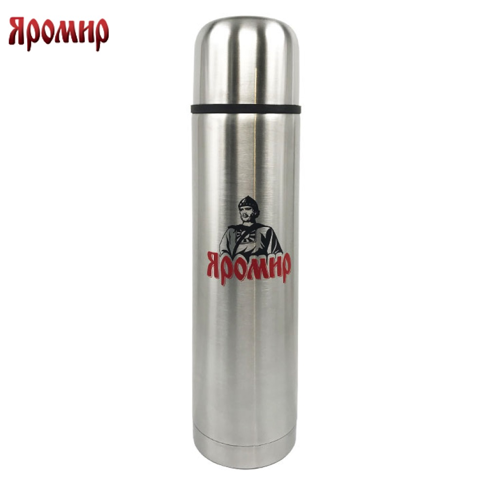Vacuum Flasks & Thermoses Yaromir YAR-2010M thermomug thermos for tea Cup stainless steel water