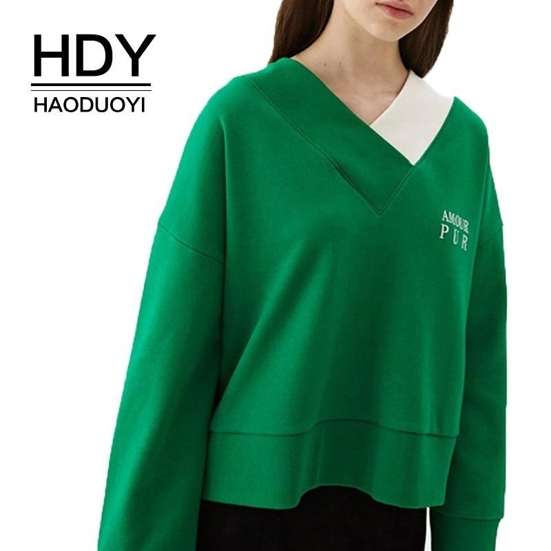 HDY Haoduoyi  2019  Asymmetrical Colour V Leader