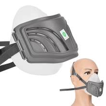 Self-Suction Tahan Debu Respirator Masker Particulate Filter Air Purifier Perlindungan(China)