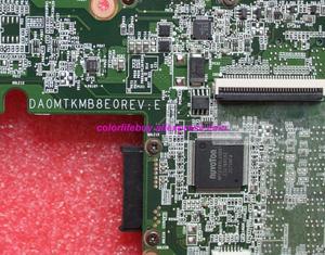 Image 5 - Echtes A000255460 DA0MTKMB8E0 Laptop Motherboard Mainboard für Toshiba C40 C40 A C45 C45 A Serie Notebook PC