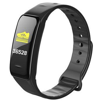 Pulsera inteligente IG-Reloj de pulsera con contador de calorías para medir la presión arterial pulsómetro Cardiaco impermeable Fitness inteligente