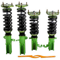 Suspension Coilovers Shocks Kits For Toyota Corolla 88 99 E90 E100 Adj Camber for AE92 AE101 AE111 88 99 Absorber Struts Spring