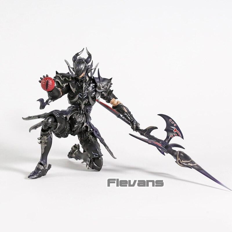 원래 파이널 판타지 xiv estinien azure dragoon pvc 액션 피규어 소장 모델 장난감-에서액션 & 장난감 숫자부터 완구 & 취미 의  그룹 3