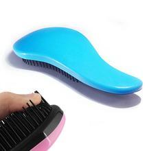 Detangling Hair Brush Glide Thru Comb Handle Tangled Shower Hair Brush Salon Styling Dry Wet Hair Scalp Massage Hair Comb