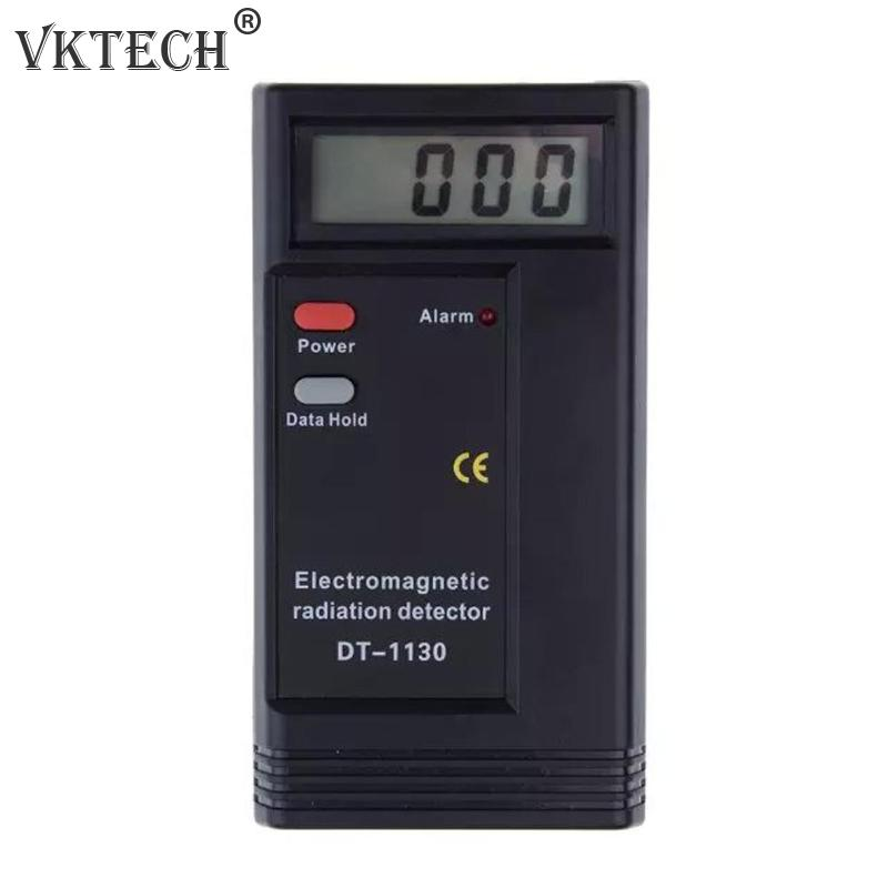 Professional LCD Digital Electromagnetic Radiation Detector EMF Meter Dosimeter Tester Radiation Measurement Tool high quality dt 1130 digital electromagnetic radiation detector sensor indicator emf appliances radiation meter free shipping