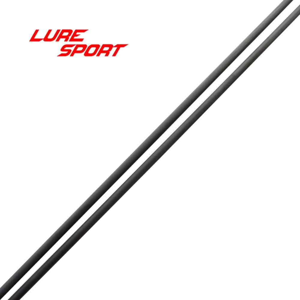 LureSport 2 個 1.62/1.67 メートル固体炭素棒ブランク無塗装ロッドビルディング部品釣りポール修理 DIY アクセサリー  グループ上の スポーツ & エンターテイメント からの 釣り竿 の中 1