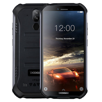 Купить DOOGEE S40 4G Smartphone Android 9.0 IP68 IP69K Waterproof 2GB RAM 16GB ROM MTK6739 1.5GHz Quad Core 5.5 Inch IPS FHD+ Screen на Алиэкспресс