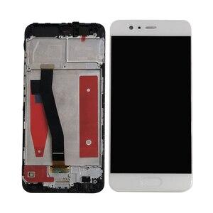 """Image 4 - 5,1 """"Оригинал ПРОВЕРЕНО M & Sen для Huawei P10 VTR AL00 VTR L09 VTR L29 VTR TL00 рамка ЖК дисплей экран + сенсорная панель, дигитайзер, P10"""