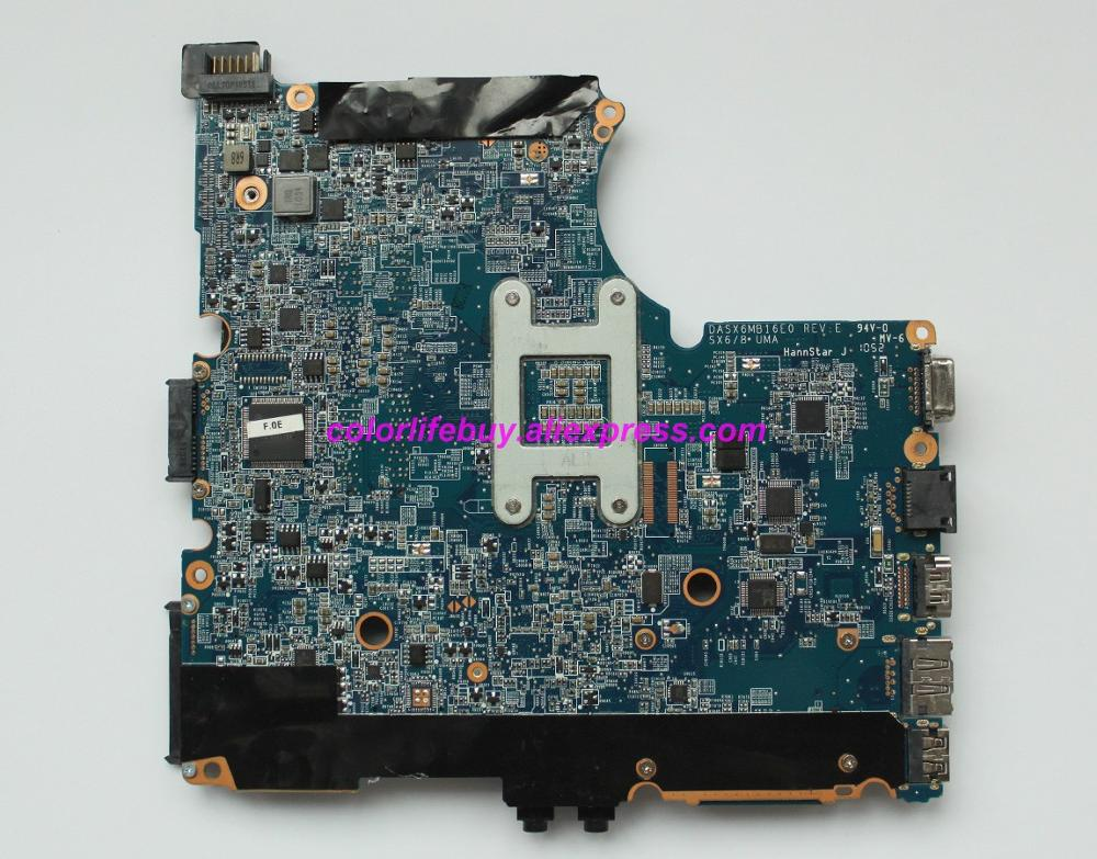 Image 2 - Подлинная 599521 001 DASX6MB16E0 UMA DDR3 Материнская плата ноутбука для hp 4320 s серии ноутбук ПК-in Материнская плата для ноутбука from Компьютер и офис on AliExpress - 11.11_Double 11_Singles' Day