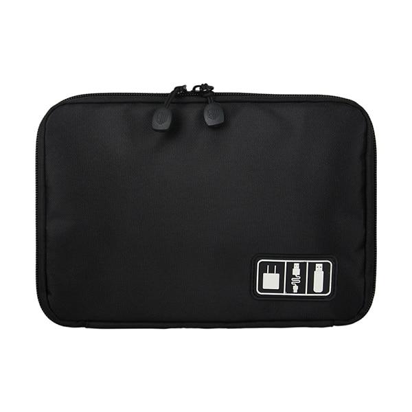 Pouch Storage-Box Digital Cable Organizer Earphone Data-Bag-Case Electronics-Accessories