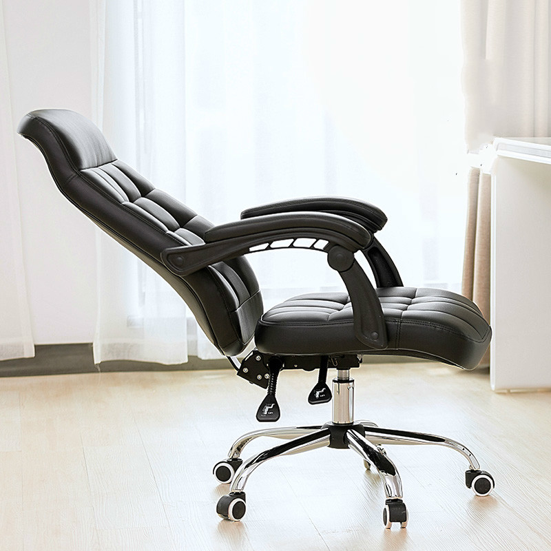 Купить с кэшбэком Home computer chair office chair modern minimalist fashion can lift the backrest rotating chair comfortable stool
