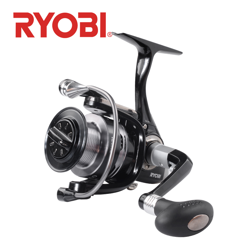 <font><b>RYOBI</b></font> HPA Spinning Fishing Reel <font><b>1000</b></font>~8000 Model pesca 6+1BB Carp Reels gear ratio 5.1:1/5.0:1 drag power 2.5-10kg Fishing Tackle image