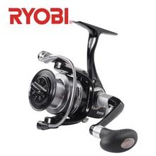 HPA Spinning Fishing Reel 1000~8000 Model pesca 6+1BB Carp Reels gear ratio 5.1:1/5.0:1 drag power 2.5 10kg Fishing Tackle