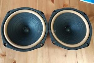 Image 3 - pair 2 unit  HiEND 6.5inch fullrange speakerDIATONE P610S CL0N    (2020 classic Alnico version)