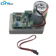 купить DS9180 High Torque Alloy Servo 110kg-180kg/cm for Large Robot Mechanical Arm DC 12-24V дешево