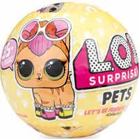 L.O.L. Überraschung Puppen 7923196 Anime Spielzeug LOL Minecraft Spinne Mann Transformatoren Kinder spielzeug MTpromo