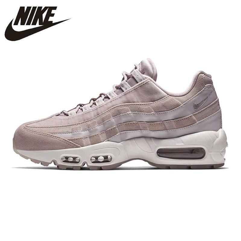 Nike Wmns Air Max 95 LX chaussures de course pour femmes Absorption des chocs vêtements respirants résistance baskets # AA1103-600
