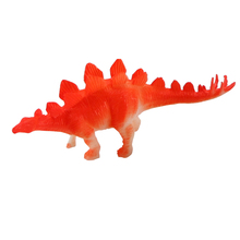 12 Pcs/Set Mini Simulation Plastic Model Dinosaur Toys Wild Animals Animal Ornaments Solid Gift For Kids