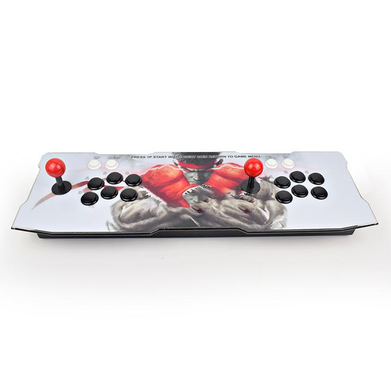 2260 In 1 Home Game Consoles Double Arcade Fighting Game Consoles Wireless Arcade Home Video Game Console Childhood