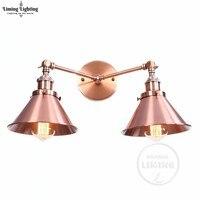 Simples Luz de Parede Criativo Quarto Conduziu a lâmpada de Cabeceira Decoração Nordic Designer De Sala De Estar Corredor Corredor de Hotel Wall Lamps Iluminação Holtel