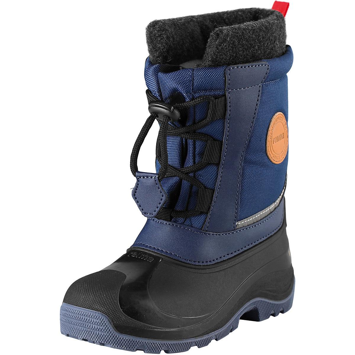 REIMA Boots 8624895 for boys winter boy  children shoes reima boots 8624963 for boys winter boy baby shoes