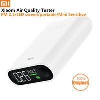 Original Xiaomi Smartmi PM2.5 Air Detector portable mini sensitive Air quality Tester LED screen PM 2.5 sensor for home office