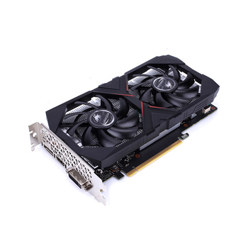 Colorful GeForce GTX 1650 4G Graphic Card Nvidia TU117 Graphics Card 4GB DP + HD + DVI GDDR5 for Gaming PC