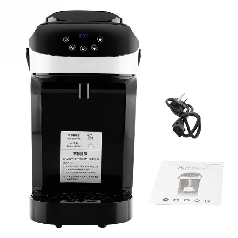 2000W 220V 3.5L Electric Kettle Water Boiler Warmer Instant Bouilloire Electrique Chaleira Dispenser Temperature Adjustable Hot-in Electric Kettles from Home Appliances    3