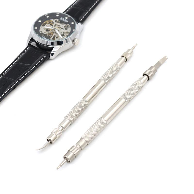 1pc Watch Tool Set Spring Bar Repair Strap Band Link Remover Jewelry 2 IN1 Pin Free Shipping Watch Strap Spring Pin Remover