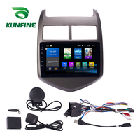 Octa Core 1024*600 Android 8 1 Auto DVD GPS Navigation Player Deckless Auto Stereo für Chevrolet AVEO 2011  2013 Radio Steuergerät-in Auto-Multimedia-Player aus Kraftfahrzeuge und Motorräder bei