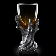 Игра престолов 3D коготь дракона кружка Кубок творческий стекло чашки Пиво Вино сок Готический чашки питьевой поставки бар подарки