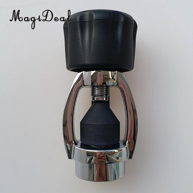 Scuba Diving Dive First 1st Stage Yoke Regulator Octopus Tank Valve Dust Plug Cap Underwater Snorkeling Water Sports Accessories