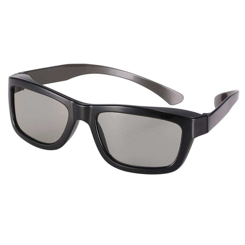 Passive 3D Glasses Real D 3D Cinemas Circular Polarized Lenses For Polarized TV For Sony Panasonic Vizio Toshiba