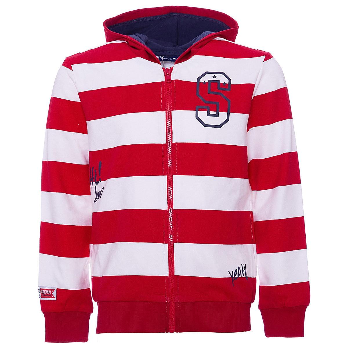 Original Marines Hoodies & Sweatshirts 9501055 Cotton Boys Casual children clothing boy hoodies