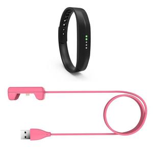 Image 1 - Wristband Charging Cable Cradle Dock Adapter Replacement 15cm/1m Automatic Power off  Power changeLine Length For Fitbit Flex 2