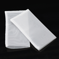 50pcs/Pack 120μm Rosin Press Filter Nylon Mesh 120 Micron Screen Tea Bags for DIY Craft Supplies 6.2*11.3cm