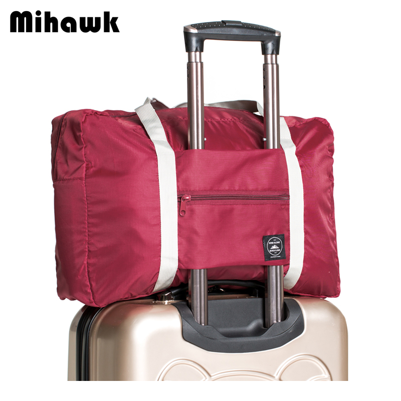 496180d3a549 Mihawk 1PCS Large Capacity Folding Travel Bags Clothes Bra Underwear  Storage organizer Collation Pouch Luggage Accessory