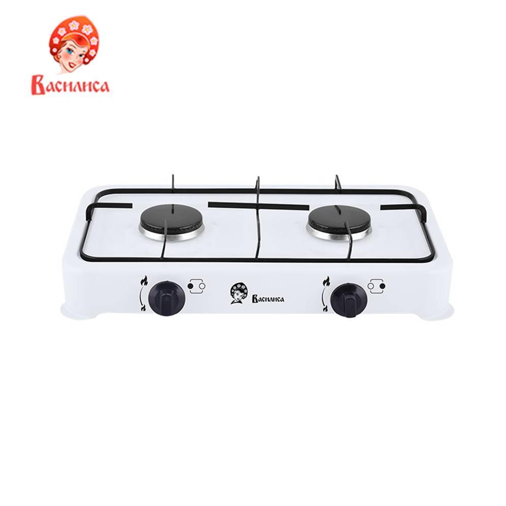 Hot Plates VASILISA 0R-00003897 home kitchen appliances cooking plate cooktop GP2-1080A gas stove hob цены онлайн