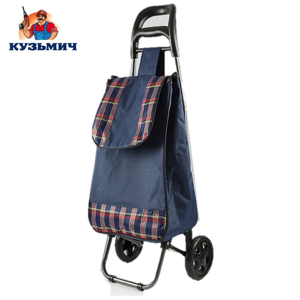 Travel Bags Kuzmich 0R-00005962 Trolley luggage TBR-20 for men and women сonvenient easy moving cargo dida bear fashion canvas backpacks large school bags for girls boys teenagers laptop bags travel rucksack mochila gray women men