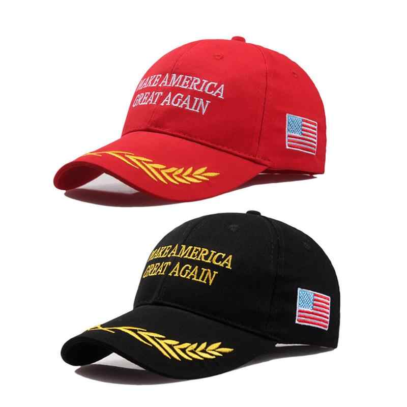20cebb0bcc4 Embroidered Print Cap Hat Baseball Caps Hats Keep Make America Great Again  For Women Men Female