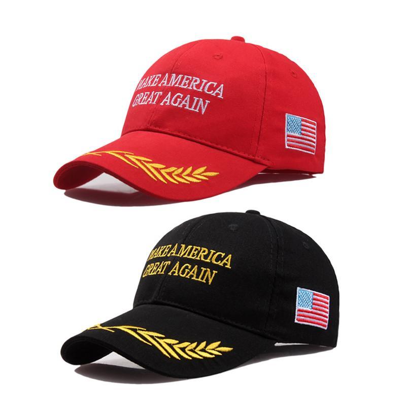 Embroidered Print Cap Hat Baseball Caps Hats Keep Make Ameri