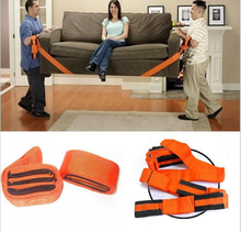 2pc Moving Furniture Strap Belt Transport Rope Wrist Straps Shoulder for Carry Home Move Convenient Tools