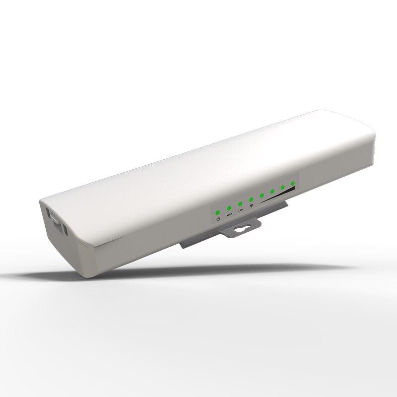 Cf-E314N Comfast 1-3Km Wifi extérieur Cpe Wifi répéteur 300 Mbps 2.4G Point d'accès Wi-Fi Ap Wifi sans fil étendre le routeur Cpe 48 V P
